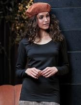 Womens Fashion Stretch Long Sleeve Extra Lenght