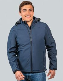 Men´s Hooded Soft-Shell Jacket